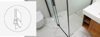 Uszczelka do kabiny prysznicowej – jak to właściwie działa