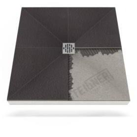 Płyta prysznicowa (brodzik podpłytkowy) do zabudowy Mineral BASIC