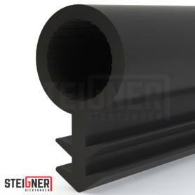 Uszczelka okienna i drzwiowa STD03 czarna