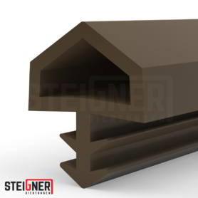 Uszczelka okienna i drzwiowa STD05 brązowa