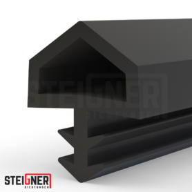 Uszczelka okienna i drzwiowa STD05 czarna