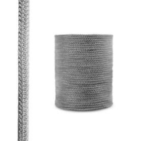 Sznur kominkowy z włókna szklanego SKD02 ciemnoszary 14 mm