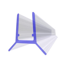 Uszczelka do kabiny prysznicowej UK24-06 do szkła o grubości 5-6 mm