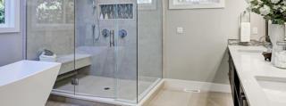 Rozwiąż samodzielnie problem mokrej podłogi w łazience z uszczelkami prysznicowymi Steigner!